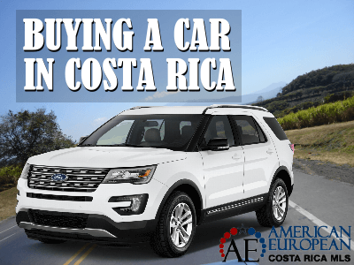 Buying a car in Costa Rica and Tips to a Successful Purchase