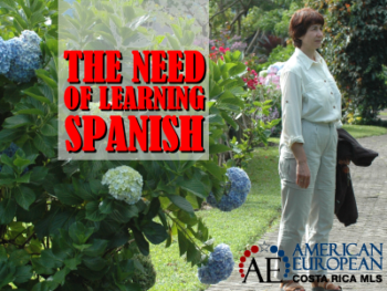 the need for learning Spanish