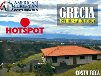 Why the city of Grecia in Costa Rica is the new hot spot to live in