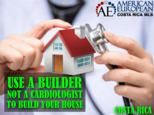 Would you prefer to use a cardiologist over a builder?