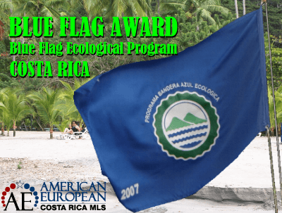 Costa Rica realtors about Blue Flag Award of their communities