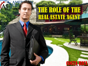 Role of the Real Estate Agent during the Purchase Process