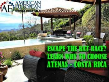 Choose Atenas when you want to find Costa Rica homes sale