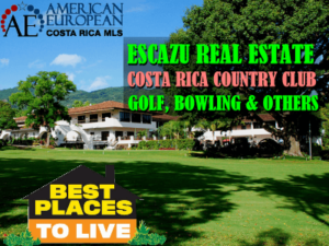 Escazu real estate and the Costa Rica Country Club