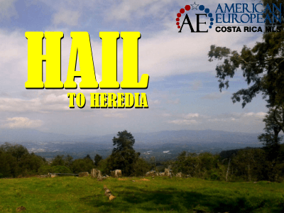 Heredia real estate for sale   Hail to Heredia