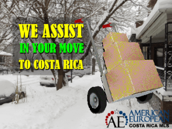 Let us help you move to Costa Rica
