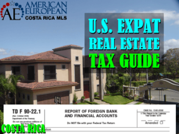 Real Estate Tax Guide for North American expats