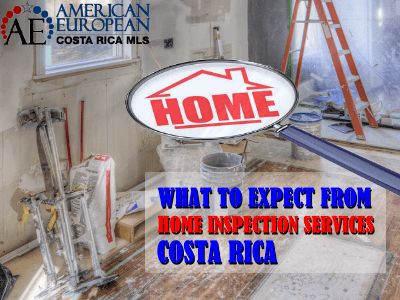 Costa Rica home inspection services