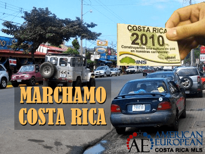 What is Marchamo in Costa Rica all about