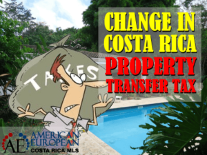 Costa Rica Property Transfer Tax