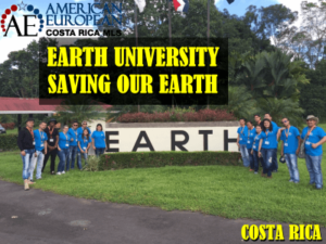 EARTH University saving our Earth starting in Costa Rica