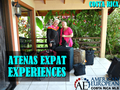 The Experiences of an expat in Atenas