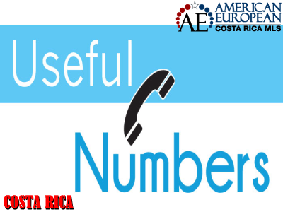 Costa Rica phone company changes important phone numbers