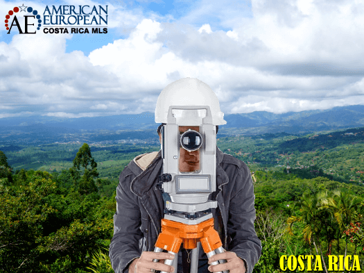 Costa Rica real estate measures differently