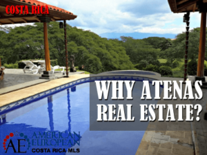 Why Atenas real estate?