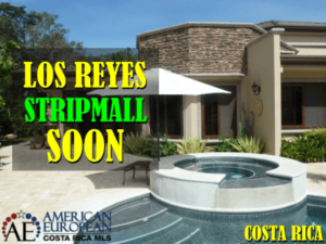 Hacienda Los Reyes real estate will have new strip mall soon