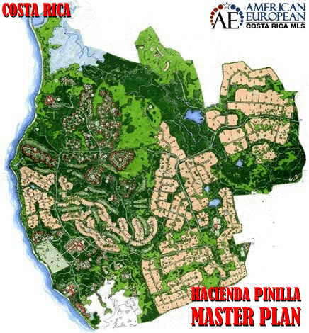 Hacienda Pinilla luxury homes and condos