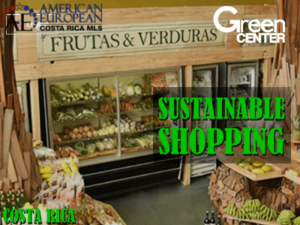 Sustainable shopping in Eco Center Santa Ana