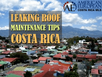 Leaking roof maintenance tips costa rica - Important tips roof maintenance ...