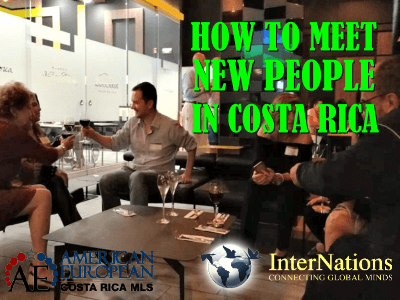 How To Meet New People in Costa Rica