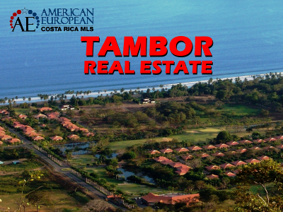 Tambor real estate, Costa Rica