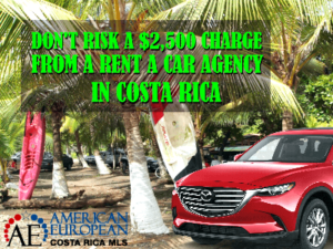 rent a car agency in Costa Rica