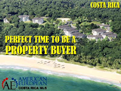 A Perfect Time to be a Costa Rica Property Buyer