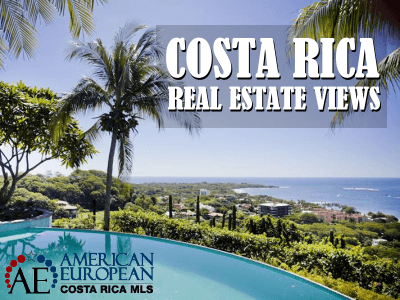 Costa Rica real estate views