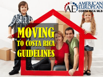 Guidelines on Moving to Costa Rica