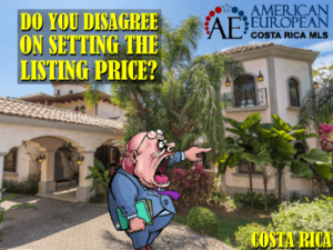 Disagree with your realtor on listing price?