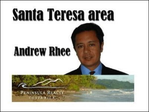 Andrew Rhee - our Santa Teresa beach real estate affiliate