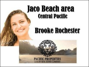 Brooke Rochester - our Jaco Beach real estate affiliate