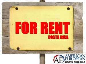 I am looking to rent in Costa Rica