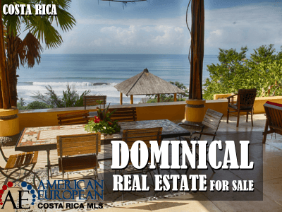Dominical Real Estate Costa Rica Mls