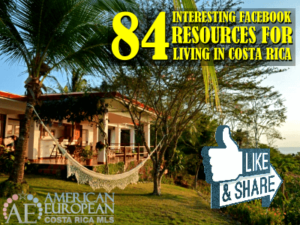 84 Interesting Facebook Group Sources for Living in Costa Rica