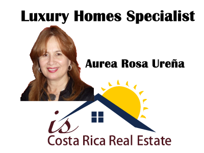 Aurea Rosa Ureña, affiliate for Luxury real estate Central Valley