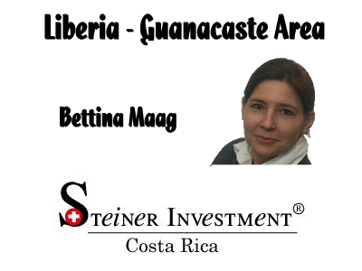 Bettina Maag, AE affiliate for Liberia Guanacaste real estate