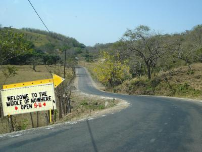 buying Costa rica property in the middle of nowhere