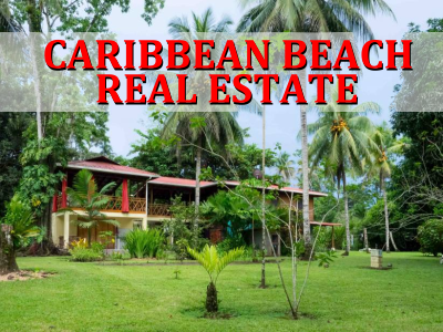 Costa Rica Caribbean Beach real estate