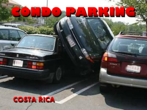 Parking when buying a condo