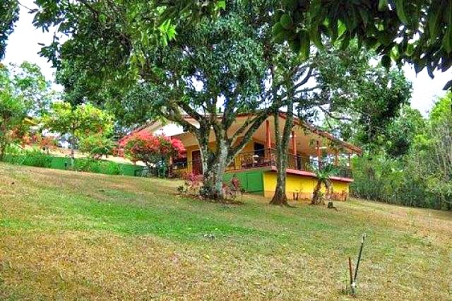 Costa Rica home for sale with a guest house