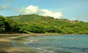 Maritime zoning for Costa Rica beach front property
