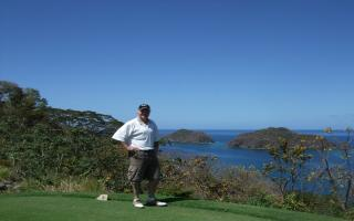 Peninsula Papagayo Golf and luxury lifestyle close to Liberia airport