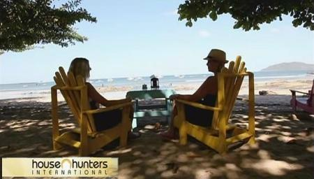 Tamarindo real estate now on House Hunters International