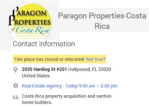 The largest real estate scam in Costa Rica