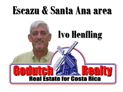 Ivo Henfling, AE affiliate for Escazu & Santa Ana real estate