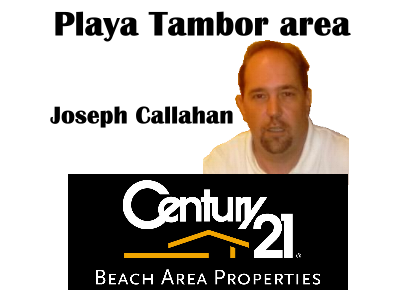 Joseph Callahan, AE affiliate for Playa Tambor, Montezuma and Los Delfines real estate