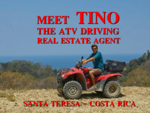 Santa Teresa land for sale