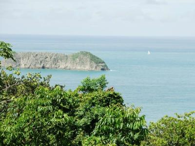 The view from this Manuel Antonio Ocean View Luxury Estate