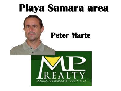Peter Marte, AE affiliate for Samara Beach real estate